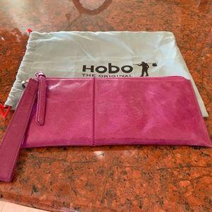 HOBO brand wristlet